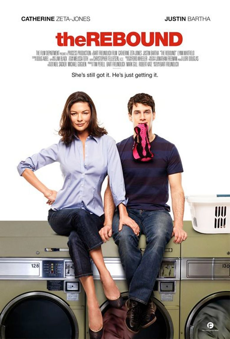 The Rebound Poster