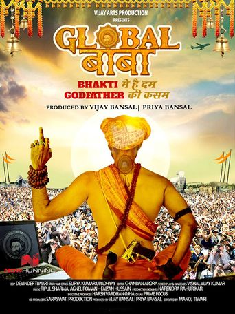 Global Baba Poster