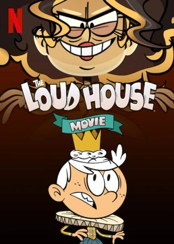 The Loud House Movie Poster