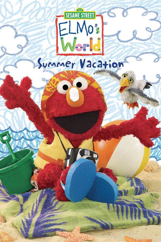 Sesame Street: Elmo's World: Opposites Poster