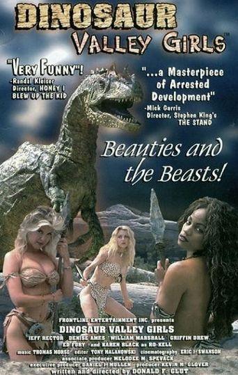 Dinosaur Valley Girls Poster