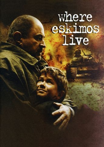 Where Eskimos Live Poster