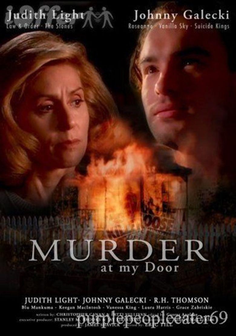 Murder at My Door Poster