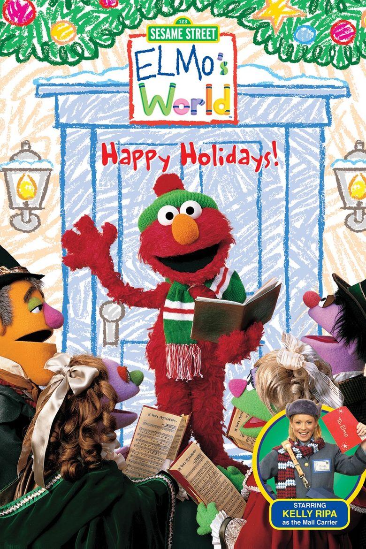 Sesame Street: Elmo's World: Springtime Fun! Poster