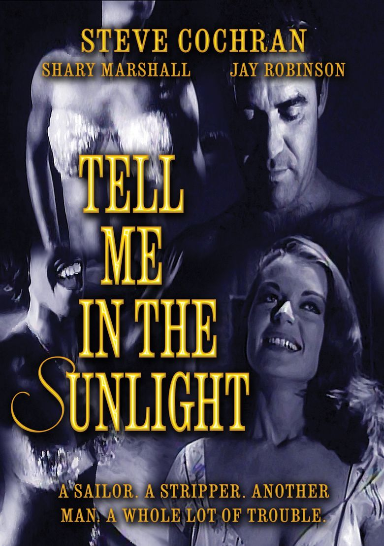 Tell Me In The Sunlight Poster