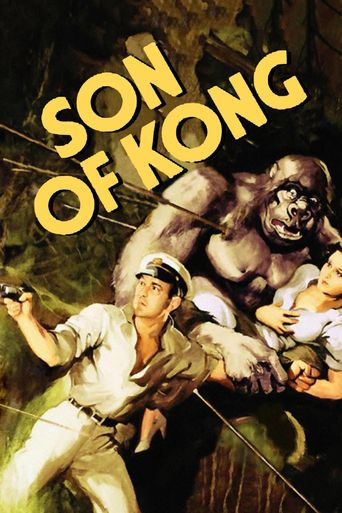 The Son of Kong Poster