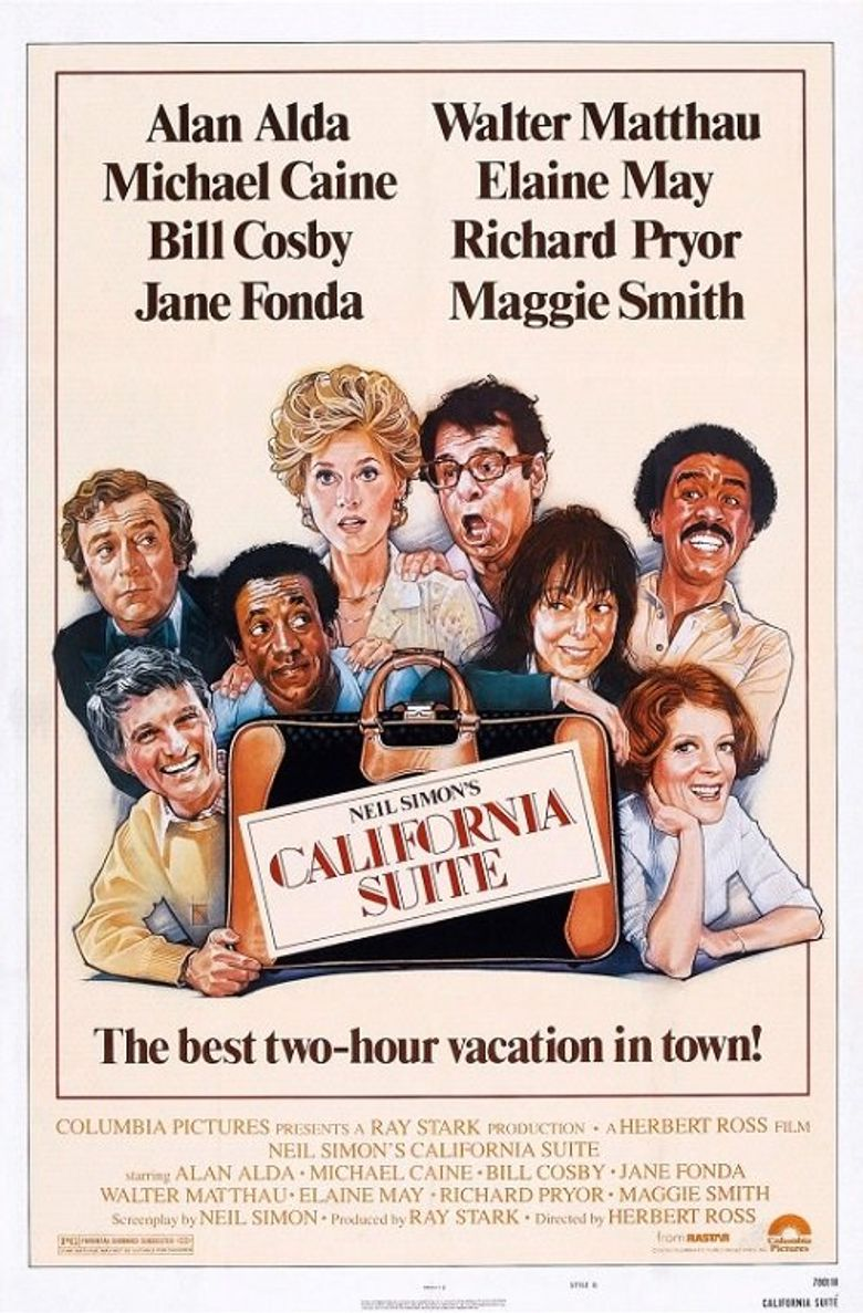 California Suite Poster