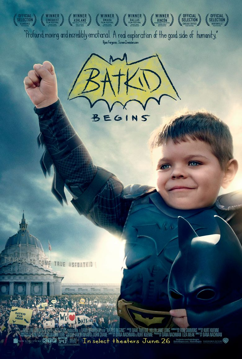 Watch Batkid Begins