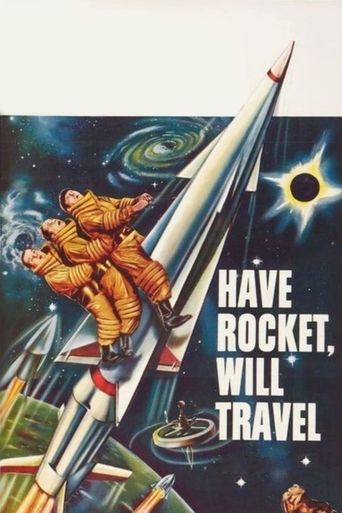 Have Rocket, Will Travel Poster