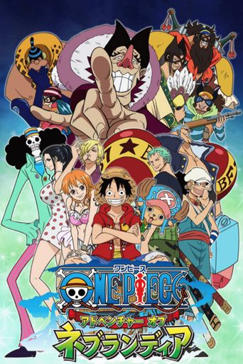 One Piece: Adventure of Nebulandia Poster