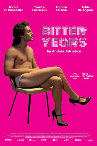 Bitter Years Poster
