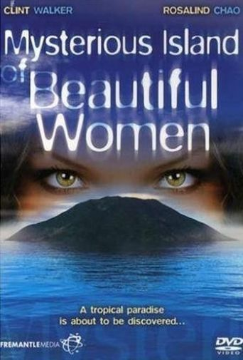 Mysterious Island of Beautiful Women Poster