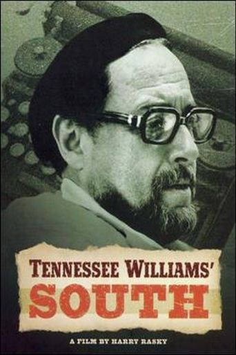 Tennessee Williams' South Poster