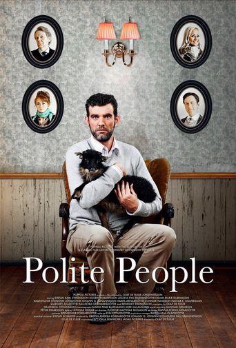 Polite People Poster