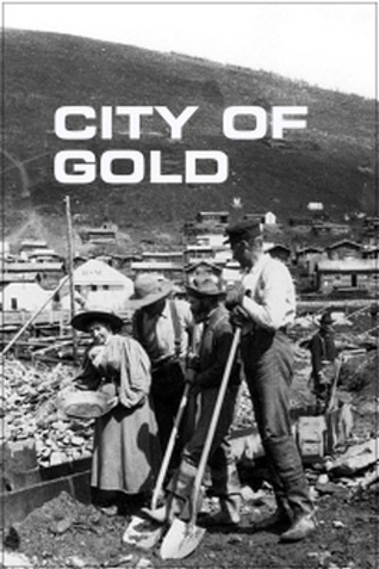 City of Gold Poster