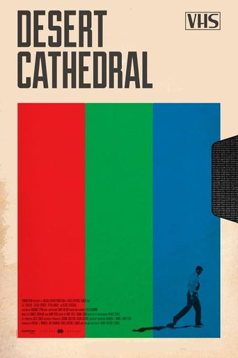 Desert Cathedral Poster