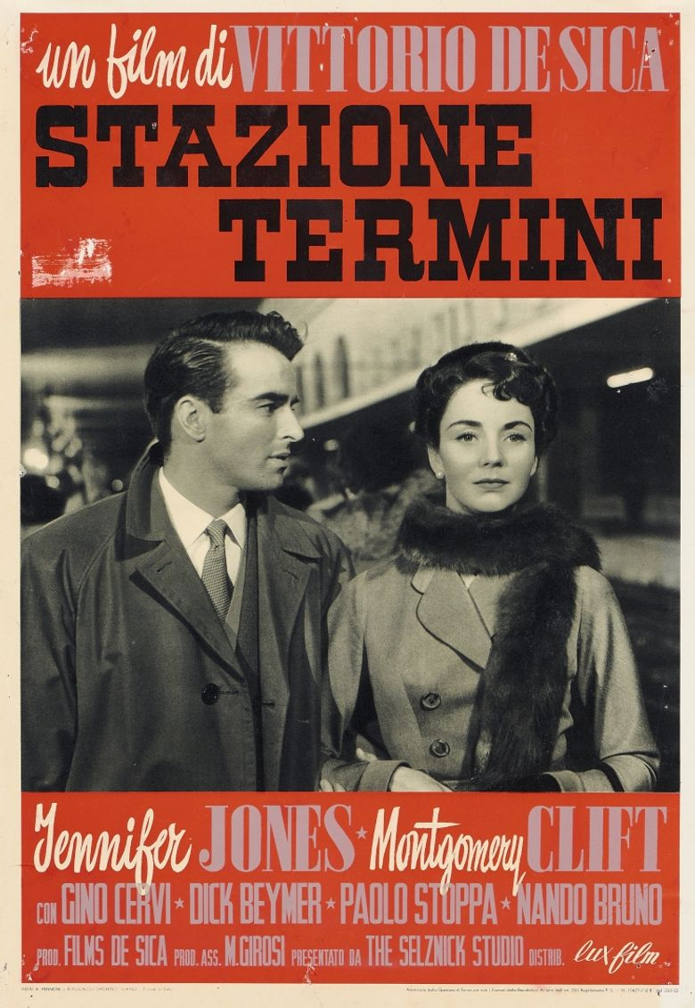 Indiscretion of an American Wife Poster