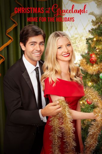 Christmas at Graceland: Home for the Holidays Poster