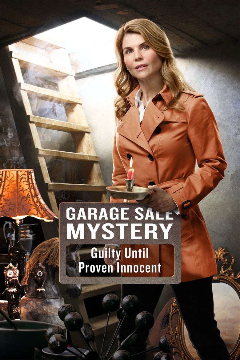 Garage Sale Mystery: Guilty Until Proven Innocent Poster