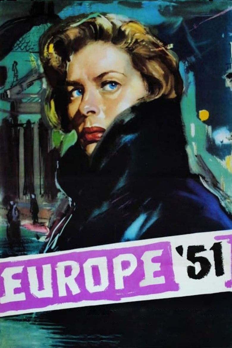 Europe '51 Poster