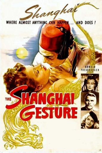 Watch The Shanghai Gesture