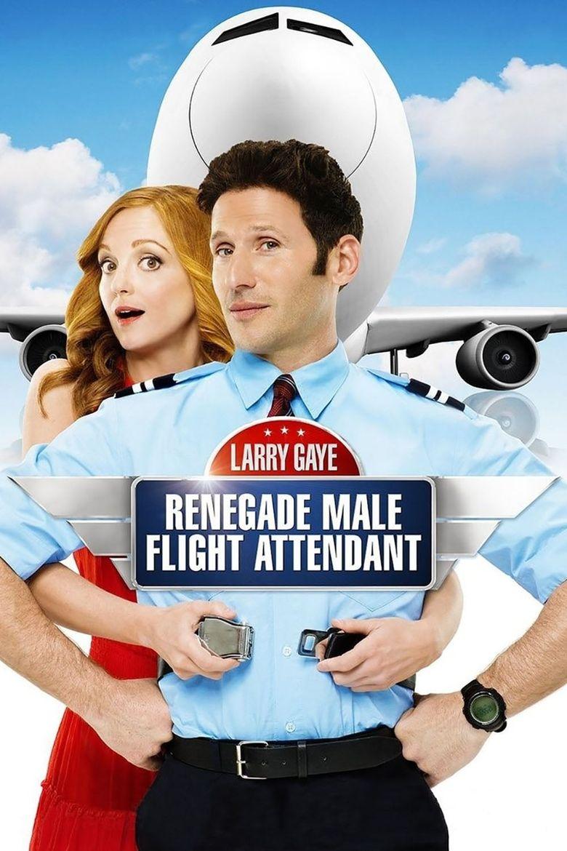 Larry Gaye: Renegade Male Flight Attendant Poster