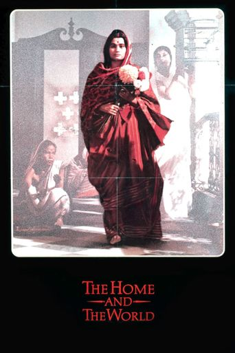 The Home and the World Poster