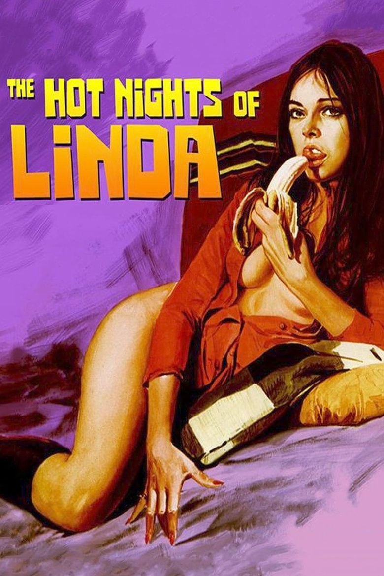 The Hot Nights of Linda Poster