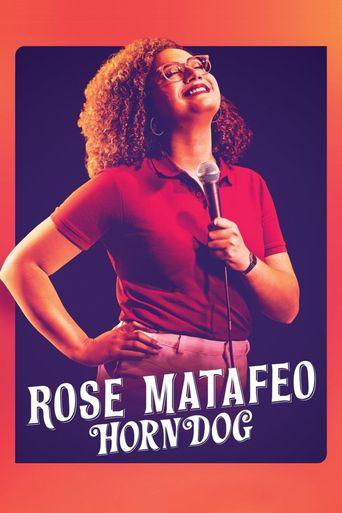 Rose Matafeo: Horndog Poster