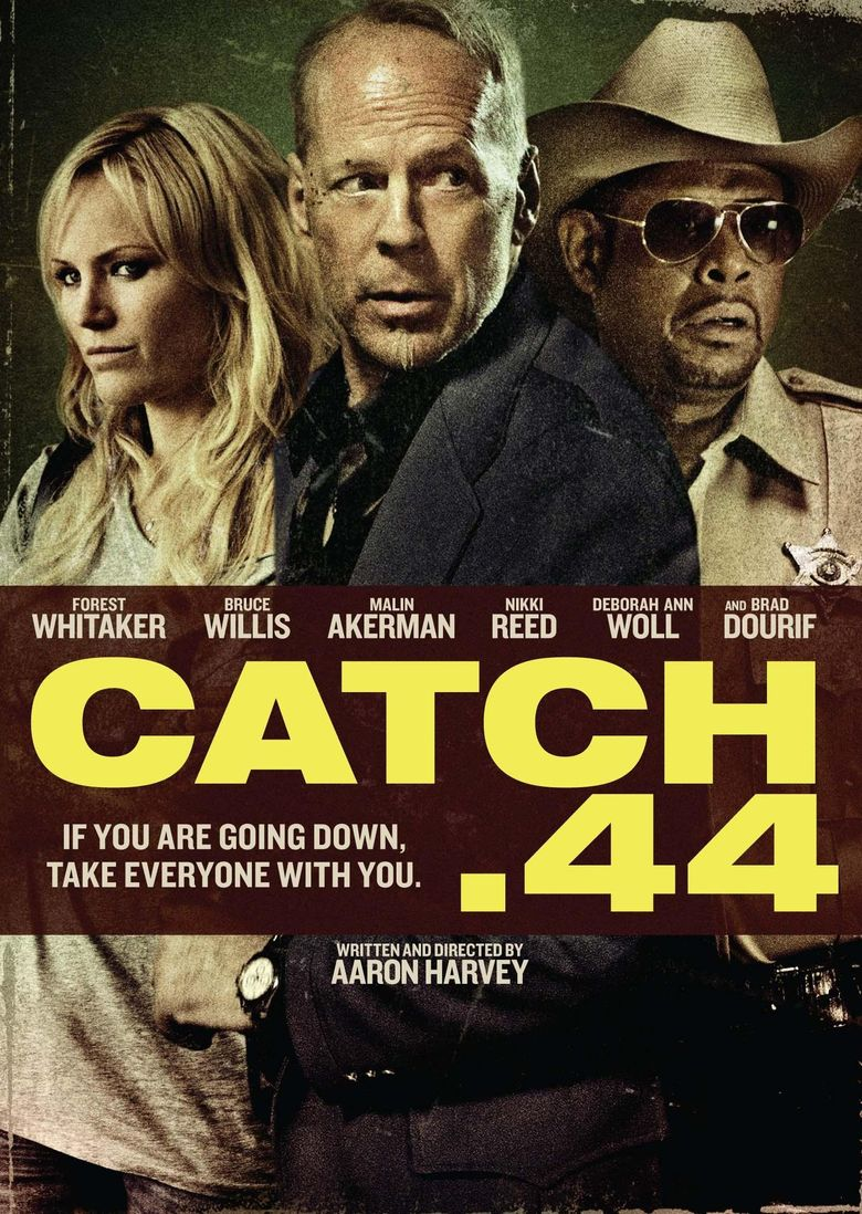 Catch.44 Poster