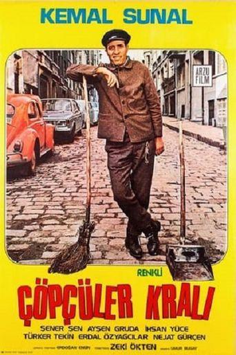 Çöpçüler Kralı Poster