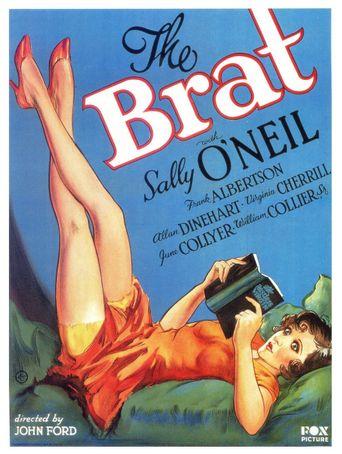 The Brat Poster