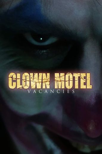 Clown Motel Vacancies Poster