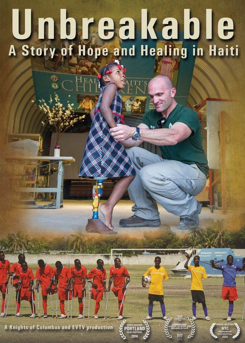 Unbreakable: A Story of Hope and Healing in Haiti Poster