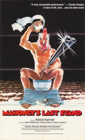 Mahoney's Last Stand Poster