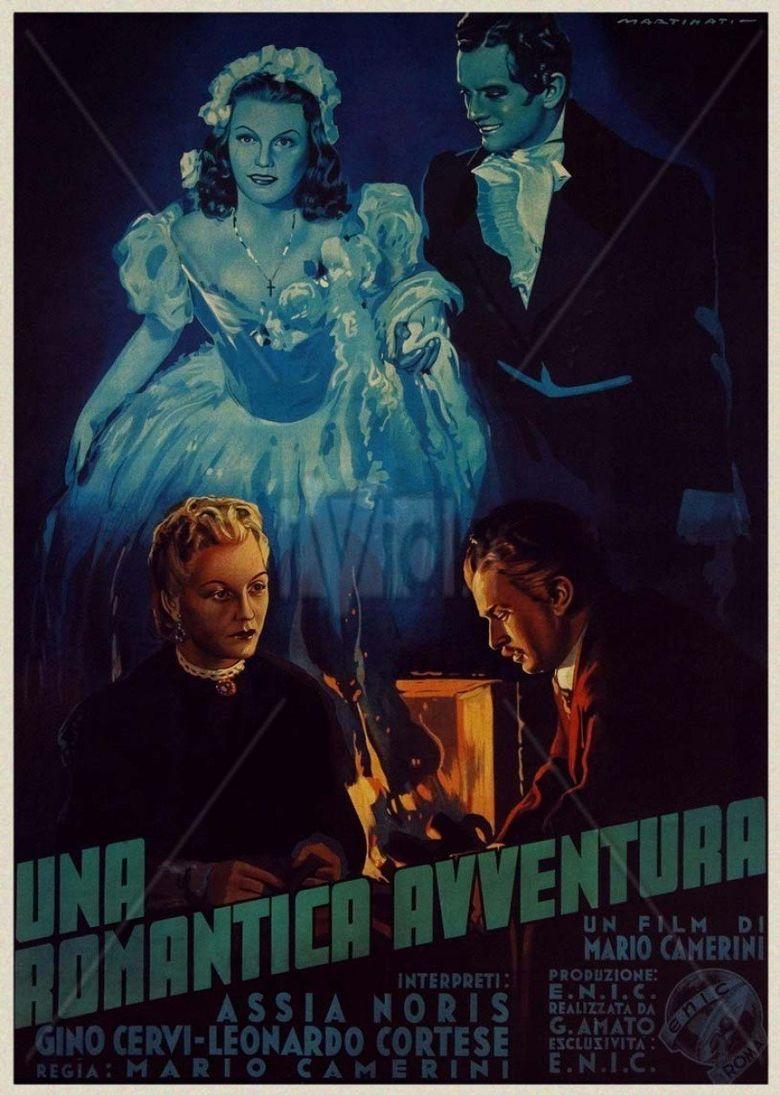 Una romantica avventura Poster
