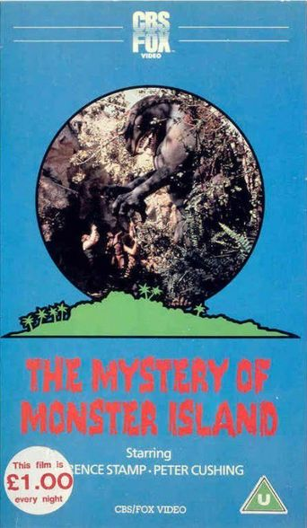 Mystery on Monster Island Poster