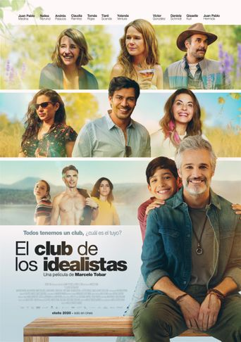 The Idealists Poster