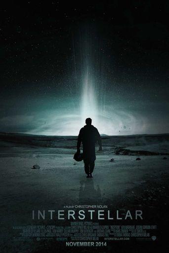 Interstellar: Nolan's Odyssey Poster
