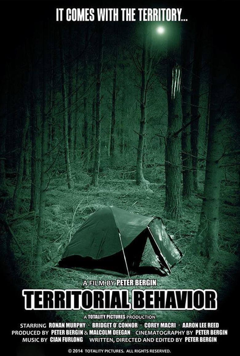 Territorial Behavior Poster