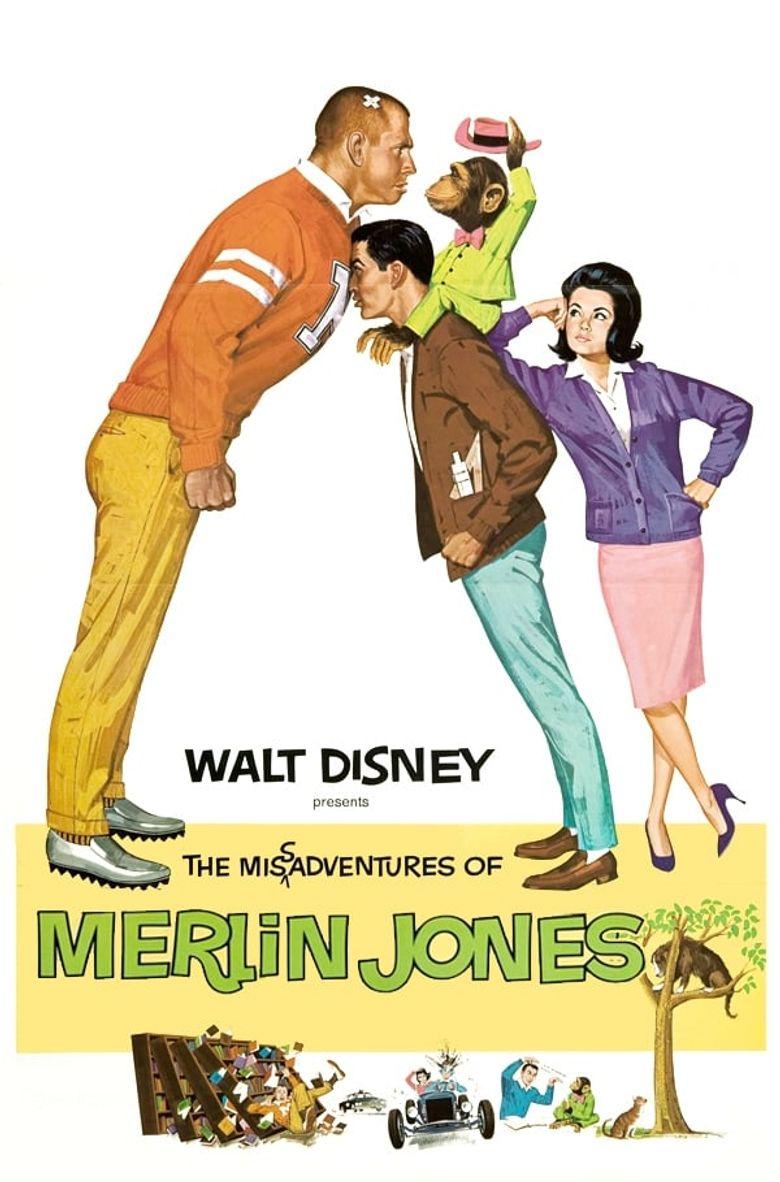 Watch The Misadventures of Merlin Jones
