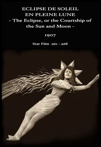 The Eclipse: Courtship of the Sun and Moon Poster