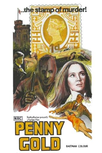 Penny Gold Poster