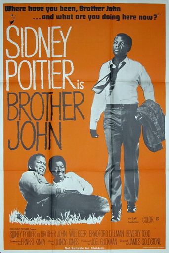 Brother John Poster