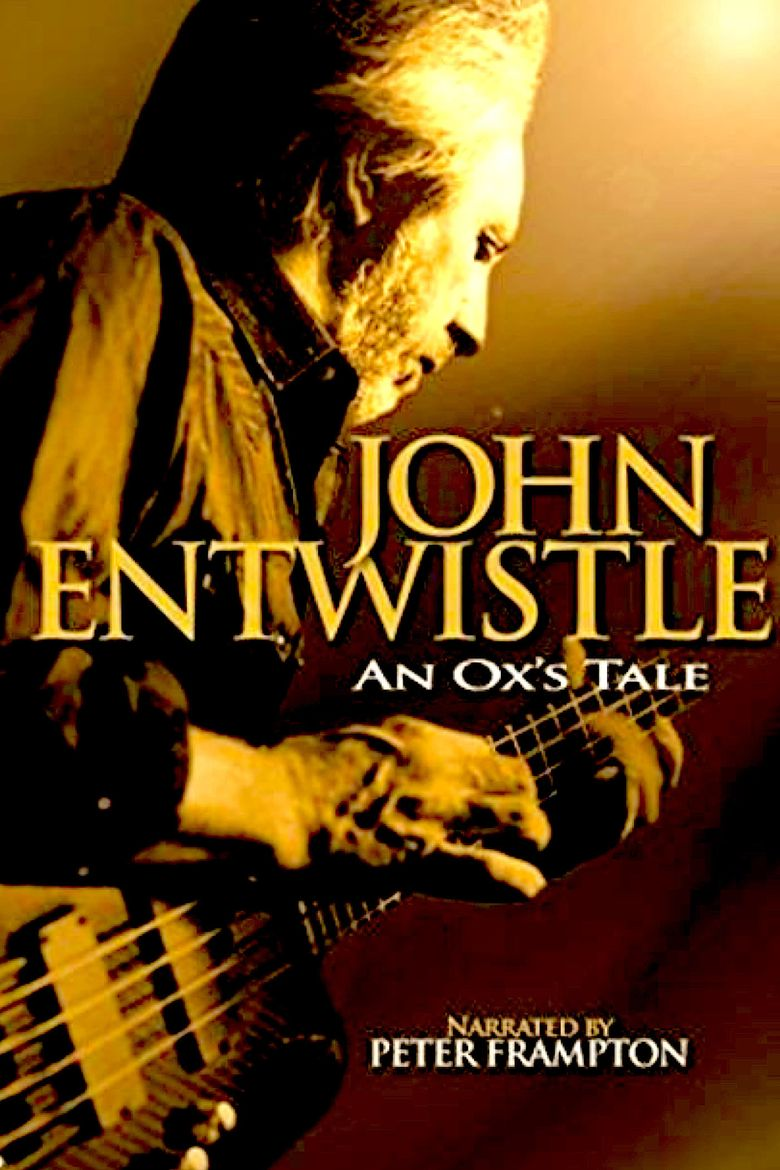 An Ox's Tale: The John Entwistle Story Poster