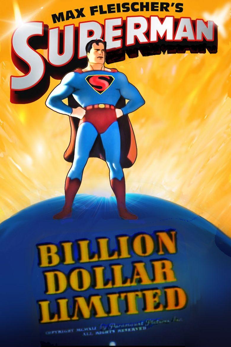 Superman: Billion Dollar Limited Poster