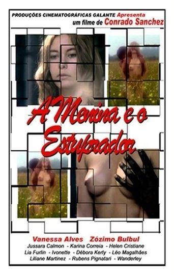 A Menina e o Estuprador Poster