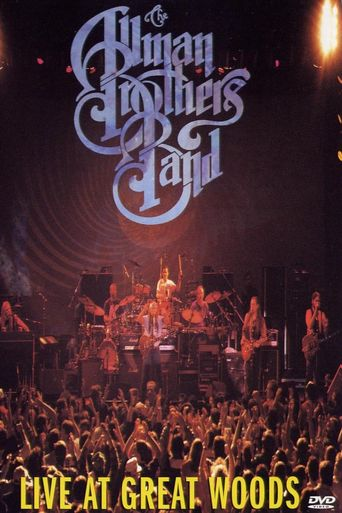 The Allman Brothers Band: Live at Great Woods Poster