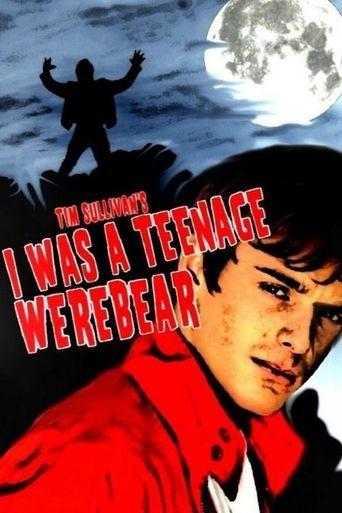 I Was a Teenage Werebear Poster