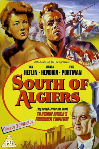 South of Algiers Poster